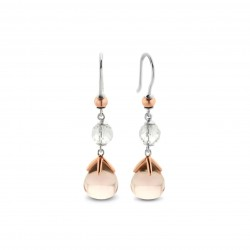 Ti Sento Earrings Gilded...