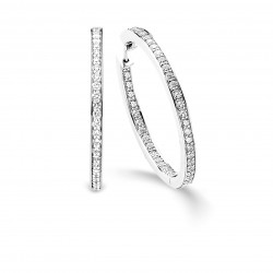Ti Sento Earrings - 7402ZI