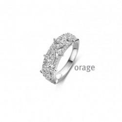 ORAGE-AR113 Bague 925 rh cz