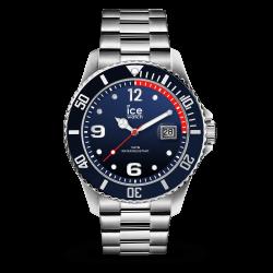 ICE steel - Marine silver (L)